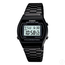CASIO Vintage Retro Series Black Stopwatch Classic Digital Watch B640WB-1A
