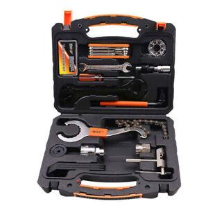 Cycling Bicycle Repair Tool Kit 26Pcs Multi-Functional Bicycle Maintenance Tools