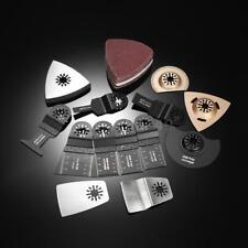 KKmoon 38pcs Bosch Worx Makita Skil Mix Oscillating Multi Tool Saw Blades T5Y7