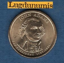 Etats Unis USA One $ 1 Dollar Président 2nd John Adams 2007 1797-1801 UNC