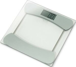 Taylor Glass Digital Scale, Clear