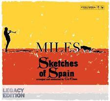 Miles Davis - Sketches of Spain: 50th Anniversary Legacy Edition [New CD] Digipa