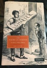 The Poetry of Chartism: Aesthetics, Politics, History by Mike Sanders