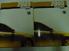 2005 SATURN L Series LS LW L300 Service Shop Repair Manual Set FACTORY OEM 05