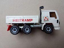 Siku 4012 Volvo FL 10 Heitkamp Zugmaschine passend zu Tieflader mit Menck Bagger