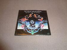 """Steve Miller Band – Heart Like a Wheel - Capitol 7"""" Vinyl 45 - PS - 1981 - NM-"""