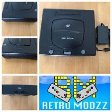 Sega Saturn Negro MK2 50/60Hz Consola Multi Region BIOS F-RAM PAL NTSC-U NTSC-J