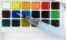 Sakura Petit  Quality 18 Water Colour Pocket Size Sketch with Water Brush