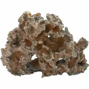 Rock With Holes for Aquariums, Fish Tanks & Vivariums, Polyresin Material