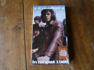 PINK FLOYD  In concert 1968