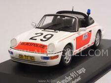 Porsche 911 Targa Politie Netherlands 1991 1:43 MINICHAMPS 400061391