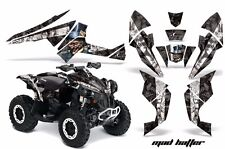 Atv Decalcomania Kit Grafica Quad Wrap per Can-Am 500 x / R 800X/R 1000 Mad W K