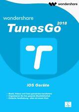 Wondershare TunesGo iOS MAC lifetime dt.Vollver. Download nur 43,99 EUR !