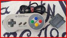 SNES Original Super Nintendo Controller SNSP-005 Gamepad Joypad Drücker