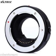 Viltrox JY 43F 65MM Metal Filter Adapter Ring Auto Focus Lens for Olympus BLACK