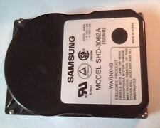 Hard Drive Disk IDE Samsung SHD-3062A 120MB LR50298 E75631 REVDC