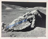 Vintage NASA Apollo 17 Space Moon Lunar Boulder - Conspiracy Photo 4