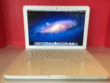 Apple Macbook  A1342 Unibody 2.2GHz 250GB 4GB GREAT CONDITION