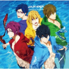 FREE! -DIVE TO THE FUTURE--INTRO MAIN THEME SONG:...(ANIME EDITION)-JAPAN CD C15