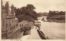 CHESTER(Cheshire) : City Walls and River Dee-PHOTOCHROM