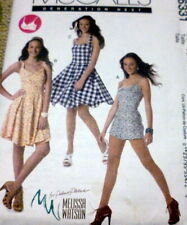 *NEW ROMPER & DRESS McCALLS Sewing Pattern 4-6-8-10-12 UNCUT