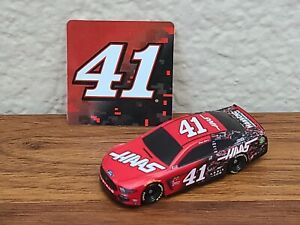 2019 #41 Daniel Suarez Haas Automation 1/87 NASCAR Authentics Loose with Sticker