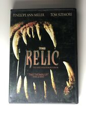 THE RELIC DVD