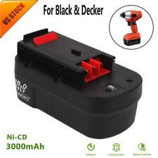 3.0Ah For BLACK & DECKER HPB18 18V 18 Volt Slide Style Replace BATTERY FIRESTORM