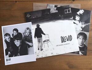 "Idlewild - 100 Broken Windows 12"" Vinyl Lp & Print"