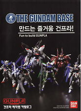 The Gundam Base - Fun To Build Gunpla - Manuel de Montage - Bandaï - 2016