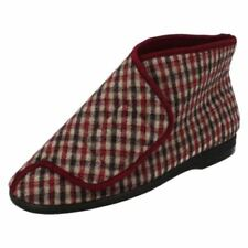 Chaussons rouge pour homme, pointure 43