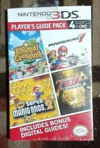 New Leaf Animal Crossing/Mario Kart 7/Zelda/New Super Mario Bros  Strategy Guide