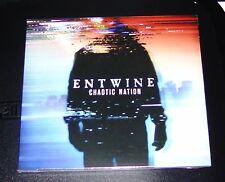 ENTWINE CHAOTIC NATION  CD SCHNELLER VERSAND NEU & OVP