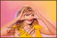 4x6 SIGNED AUTOGRAPH PHOTO REPRINT of TAYLOR SWIFT