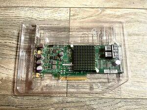 Supermicro AOC-S3008L-L8E 12Gb/s LSI 9300-8i ZFS PC TRUENAS FREENAS HBA Card