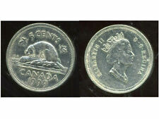 CANADA 5 cents  1999    ANM