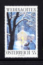 14.11.2005, Österreich,  Weihnachtsmarke,
