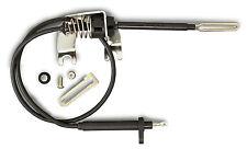 Lokar TH-350 Turbo GM Buick Chevy Pontiac Kickdown Bracket & Cable Kit KD-2350U