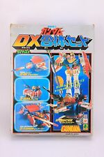 Rare 1979 Die Cast Clover Gundam RX 78 2 Super DX Galient Anime Robot popy