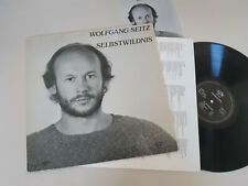 LP Folk Wolfgang Seitz - Selbstwildnis (9 Song) WSO RECORD'S / OIS + Presskit
