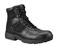 """Tactical Boots Propper 6"""" Side Zip Black 9.5 Medium EMT EMS Series 100 Police"""