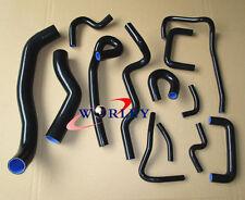 Silicone heater radiator hose fit SKYLINE ECR33 / R33 GTS-25T / GTS-4 RB25DET