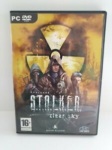 Stalker- Clear Sky, Windows  DVD PC  Game .Deep Silver.