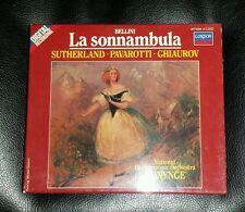 Bellini: La Sonnambula - Sutherland / Pavarotti / Bonynge DECCA CD