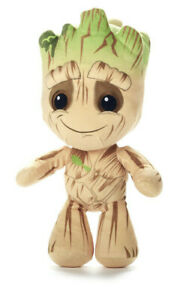 """OFFICIAL MARVEL GUARDIANS OF THE GALAXY BABY GROOT 12"""" PLUSH SOFT TOY TEDDY"""