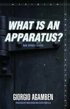 What is an Apparatus?  And Other Essays by Giorgio Agamben (Paperback, 2009)