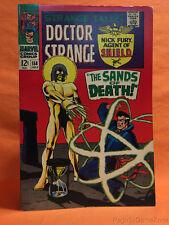 July 1967 Marvel Strange Tales #158 Sands Of Death Nick Fury/Dr. Strange VG 4.0
