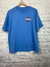 BINTANG Bali Pilsner Beer Men's Size Large L Blue Logo T-Shirt
