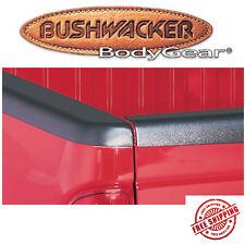 Bushwacker Smooth Ultimate Bedrail Cap 07-14 Chevy Silverado 6.5' Bed W/Pockets