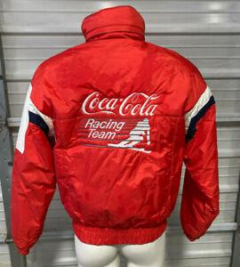 Spyder Ski Jacket - Youth 20 - Coca-Cola Racing Team - Vintage